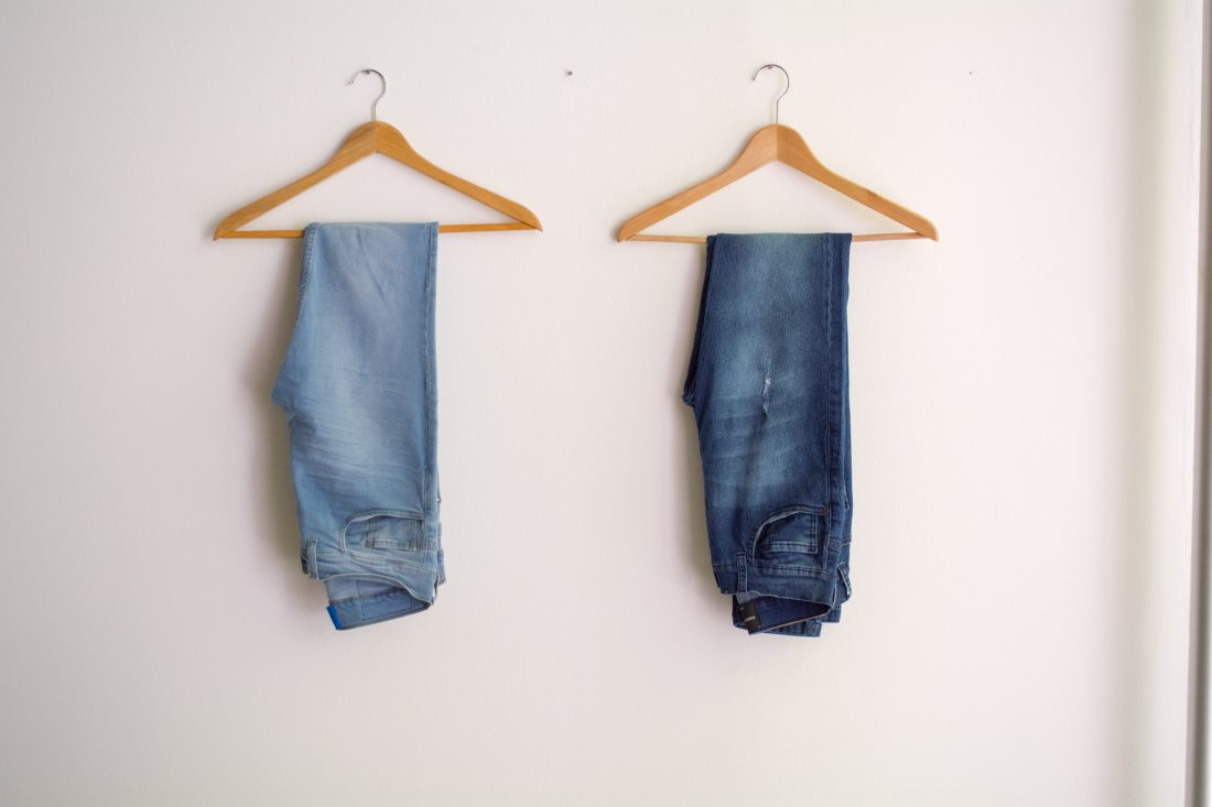 Skinny jeans winter denim cold chilly cullottes trousers pants